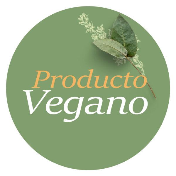 Sello producto vegano
